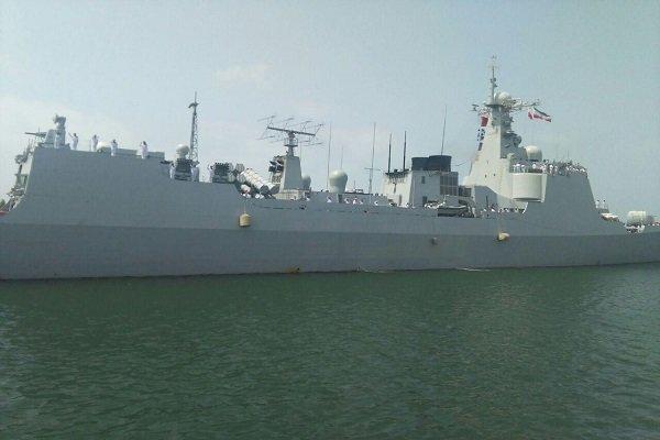 تمرین مشترک نظامی نیروی دریایی ایران و چین در تنگه هرمز آغاز شد