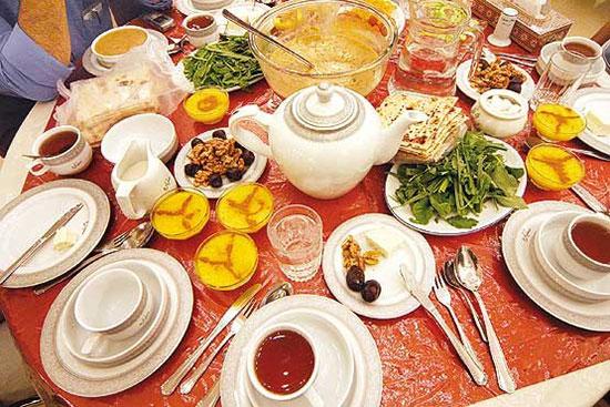 باشگاه خبرنگاران -سحری و افطاری چی بخوریم؟