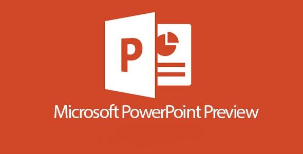 دانلود Microsoft PowerPoint Preview 16.0.10730 مایکروسافت پاورپوینت اندروید