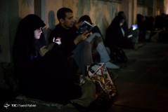 باشگاه خبرنگاران - مراسم احیا شب بیست و سوم ماه رمضان - مسجد ارگ