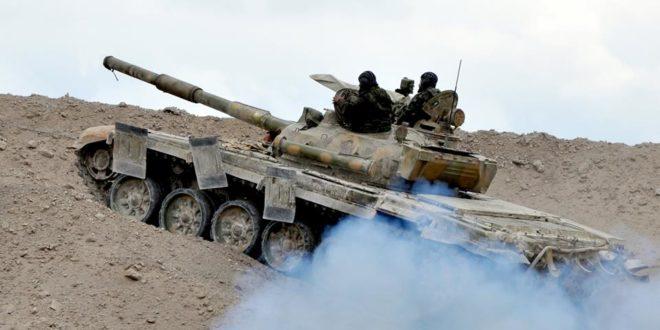 آزادسازی 1000 کیلومتر مربع، دستاورد رزمندگان مقاومت از قلمون شرقی تا حمص/ آتشافروزی جدید آنکارا با ساماندهی ارتش 10هزار نفری در ادلب + تصاویر