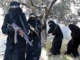 عروسهای انگلیسی داعشی به وطنشان باز میگردند+ تصاویر