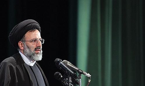 نامه ستاد مرکزی حجت الاسلام والمسلمین رئیسی به دادستان کل کشور