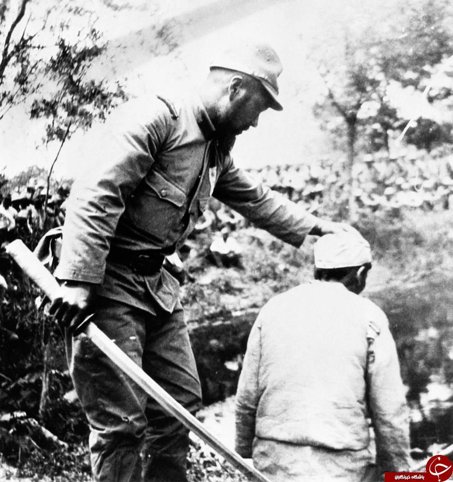 تصاویر دیده نشده از بی رحمی نظامیان در ادوار مختلف تاریخ