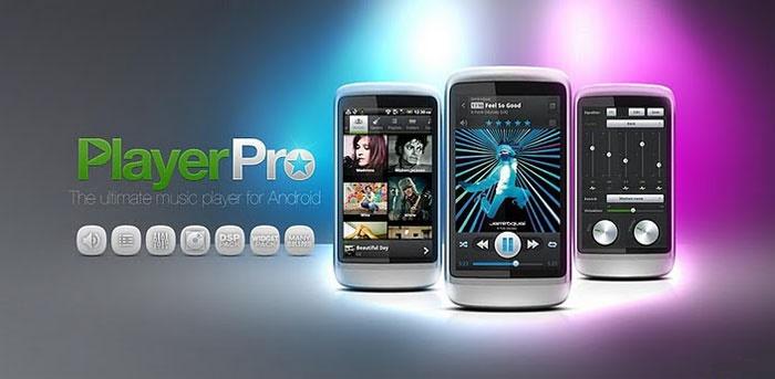 دانلود PlayerPro 4.1.1 ؛ موزیک پلیر زیبا و قدرتمند اندروید