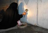 باشگاه خبرنگاران - ملاقه زنی یکی از مراسم آیینی شب 27 ماه مبارک رمضان در خراسان جنوبی
