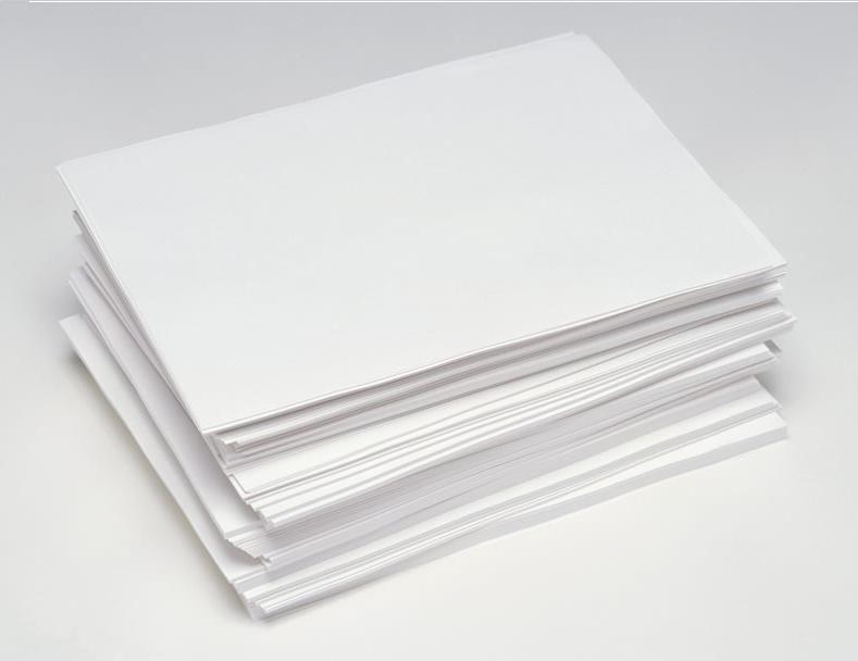 باشگاه خبرنگاران -نرخ انواع کاغذ در اندازه های متفاوت