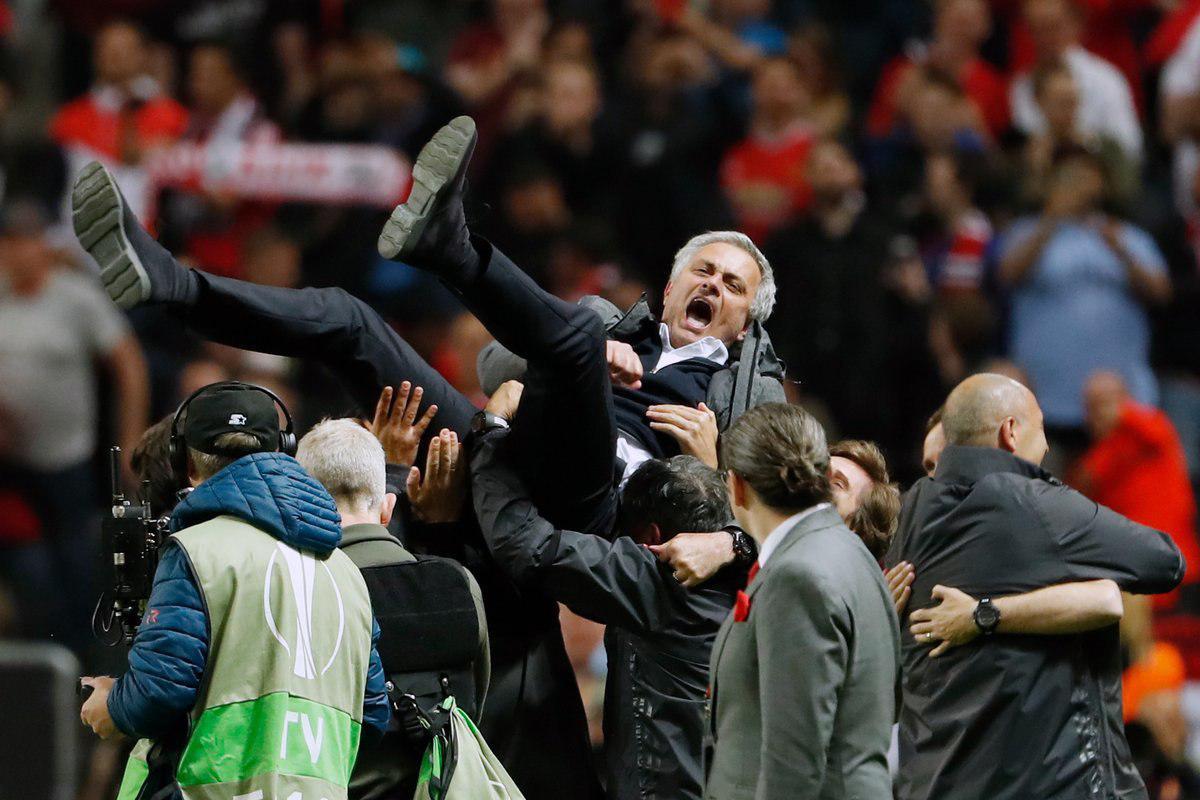 منچستریونایتد 2 - آژاکس 0/شیاطین سرخ فاتح لیگ اروپا شدند
