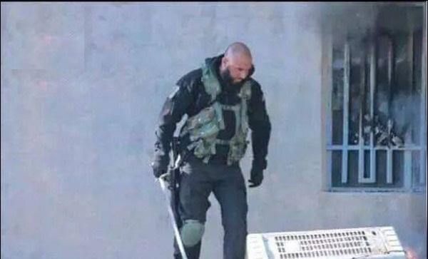 رد پای ابوعزرائیل پشت سر ابوبکر البغدادی/بیسیم سرکرده اعش در اختیار شکارچی داعشیها