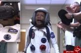 پسری 7 ساله اولین نفری شد که زحل را دید +عکس