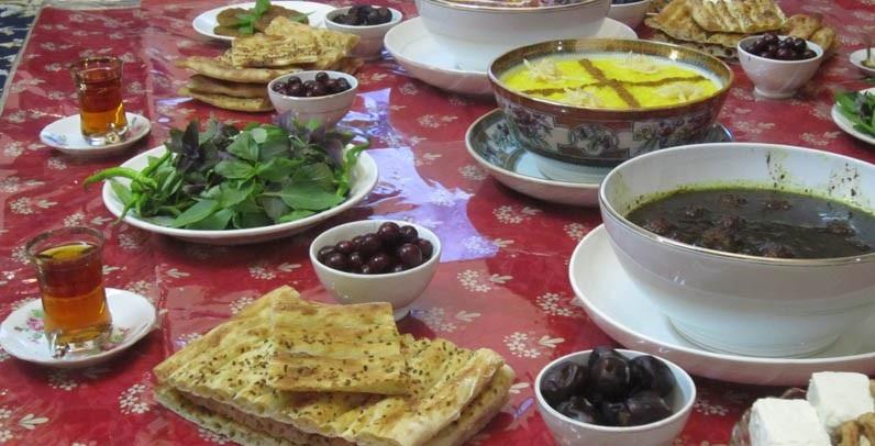 چگونه در ماه رمضان لاغر شویم؟