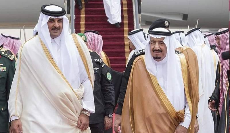 سعودیها با ۴۰۰ میلیارد دلار قطر را خریدند/ سناریوی آمریکایی براندازی در قطر/ ترامپ چگونه امیر قطر را خشمگین کرد؟