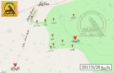 باشگاه خبرنگاران -عملیات نظامی در منطقه الزنجیلی به زودی از سرگرفته می شود/ 3 منطقه در موصل همچنان تحت کنترل داعش +نقشه و جزییات