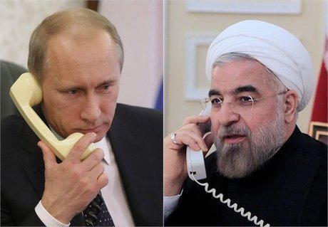 روحانی: تهران آماده عملیاتی کردن توافقات هستهای خود با روسیه است/پوتین:حضور روسیه و ایران در سوریه براساس دعوت دولت قانونی این کشور است