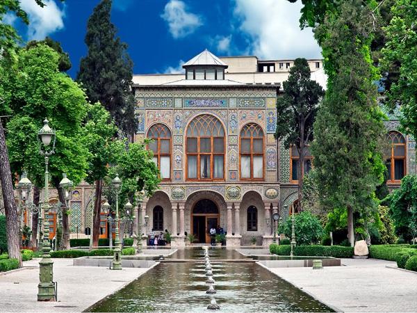 باشگاه خبرنگاران -کاخ گلستان موزه برگزیده سال شد
