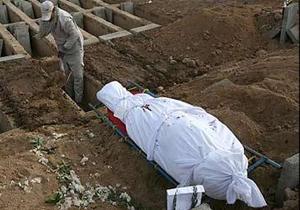 روش عجیب دفن اولین قربانی تب کنگو  در ایران را ببینید