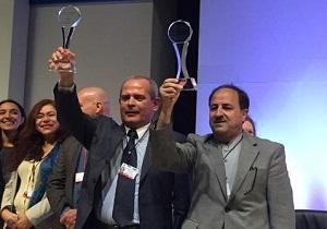 باشگاه خبرنگاران -دریافت جایزه جهانی راهبرد بین المللی کاهش خطرپذیری سازمان ملل توسط سازمان نوسازی مدارس کشور