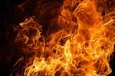 باشگاه خبرنگاران - سوختگی 3 کارگر بر اثر آتشسوزی لوله انتقال گاز شهری