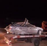 باشگاه خبرنگاران -تصادف در ایوان با یک کشته و 2 زخمی+تصاویر