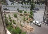 باشگاه خبرنگاران -سازههای بلندمرتبه و نابودی فضای سبز در پردیس + فیلم