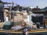 باشگاه خبرنگاران -کشف بیش از 28 میلیارد ریال کالای قاچاق در آبهای خلیج فارس