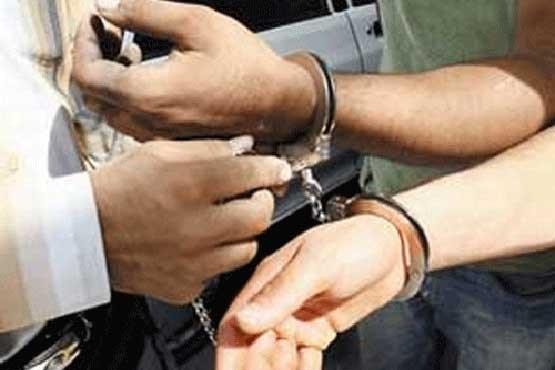 دستگیری سه قاچاقچی در قلعه گنج