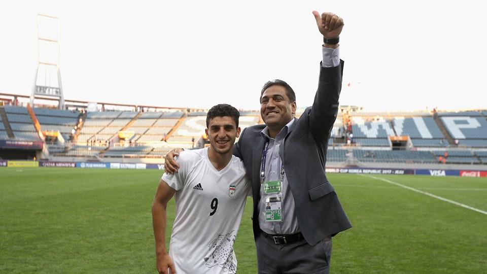 پیروانی: صعود از مرحله گروهی جام جهانی مطابق واقعیات فوتبال ایران نیست/ بازیکنان تیم جوانان حق اعتراض به مسائل مالی را ندارند