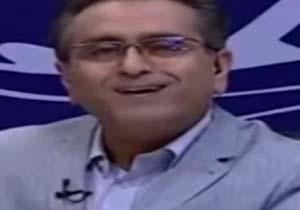 دانلود فیلم واکنش مجری به ترکیدن لامپ در برنامه زنده شبکه خوزستان