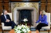 باشگاه خبرنگاران -موگرینی با رئیس جمهور آرژانتین دیدار کرد