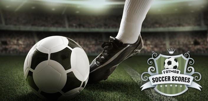 دانلود Soccer Scores Pro - FotMob برای اندروید و ios/نرم افزار قدیمی و پرطرفدار برای دریافت نتایج زنده