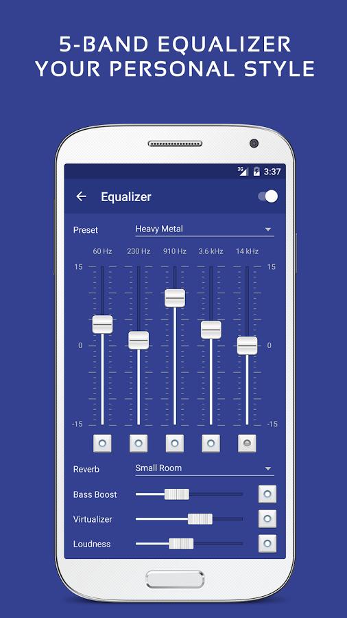 دانلود Pulsar Music Player Pro 1.5.1 ؛ پلیر قدرتمند و بسیار کم حجم