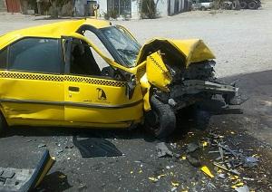 یک کشته وسه مصدوم درتصادف پژو با سمنددر زرندیه