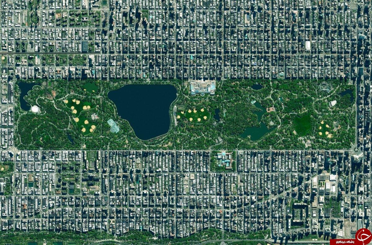 تا کنون زمین را از فضا دیدهاید؟ +تصاویر