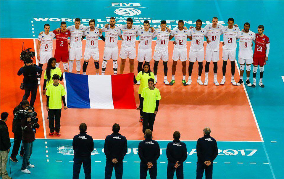 فرانسه قهرمان لیگ جهانى ٢٠١٧ شد/ ناکامى برزیلى ها در خانه