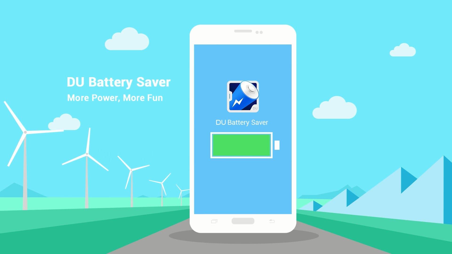 دانلود DU Battery Saver 4.7.8.1 ؛ بهترین نرم افزار کاهش مصرف باتری اندروید