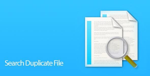 دانلود Search Duplicate File  برای اندروید/جستجو و حذف فایل های تکراری در حافظه گوشی