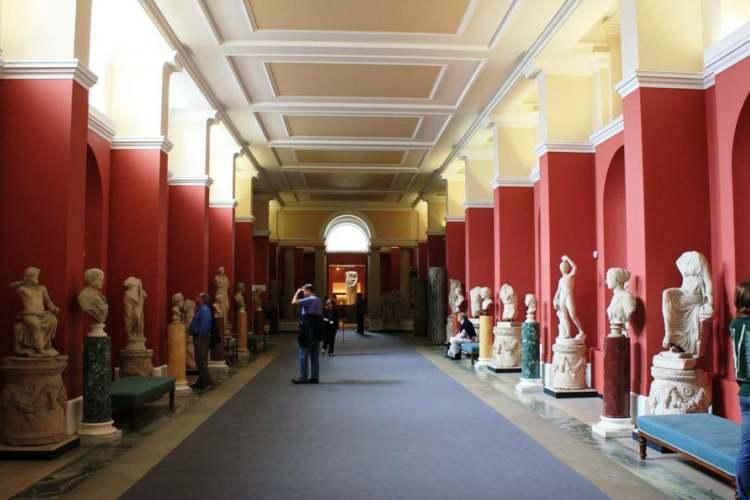 اشمولین؛ نخستین موزه دانشگاهی جهان