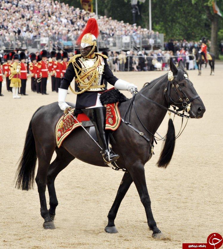 سیاهپوستی که پس از این در کنار ملکه الیزابت خواهد بود کیست؟+ تصاویر