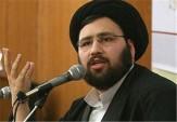 باشگاه خبرنگاران - حجتالاسلام سید علی خمینی در راهپیمایی روز قدس قم شرکت کرد