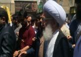 باشگاه خبرنگاران - آیتالله نوریهمدانی در راهپیمایی روز قدس قم شرکت کرد
