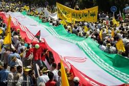 باشگاه خبرنگاران - راهپیمایی روز جهانی قدس در مشهد