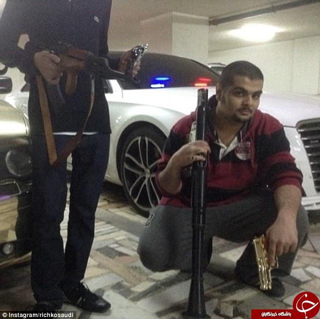 در اینستاگرام بچهپولدارهای عربستان چه میگذرد؟ +تصاویر