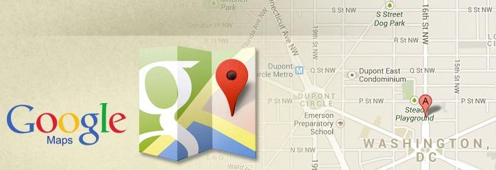 دانلود Google Maps 9.57.0؛ نقشه گوگل مپ برای اندروید و آیاواس