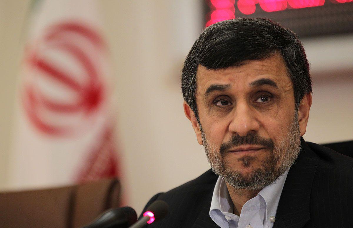 نامه احمدی نژاد درباره بازداشت بقایی