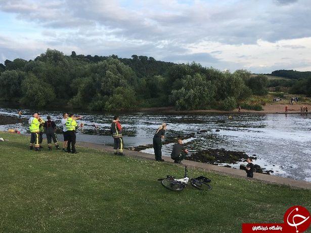 کشف مشکوک جسد پسر 12 ساله مفقود شده در آب رودخانه! تصاویر