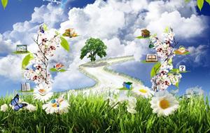 چگونه جای خود را در بهشت پیش از مرگ ببینیم؟