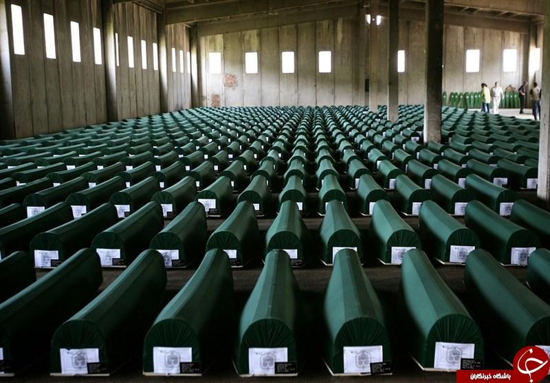 قتلعام مسلمانان در «کارخانه باتری»/ وحشیانه ترین نسل کشی بعد از جنگ جهانی دوم در اروپا +عکس