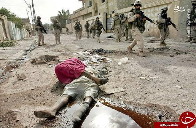 آمریکا ۲۲۰ سال از ۲۴۱ سال عمر خود را در جنگ بوده است + تصاویر
