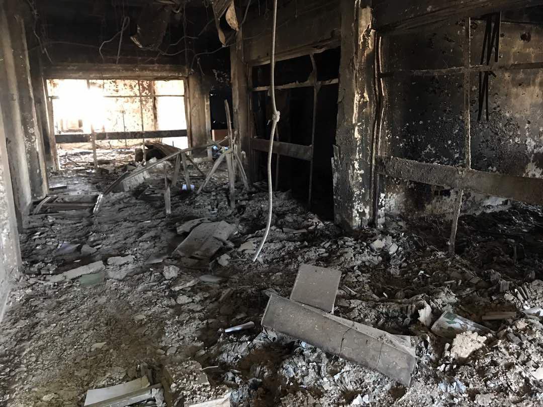صلیب سرخ جهانی: تلههای انفجاری در کمین ساکنان موصل