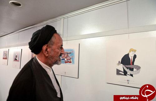 سایت وکس: ترامپ مورد تمسخر ایرانیان قرار گرفت+ تصاویر